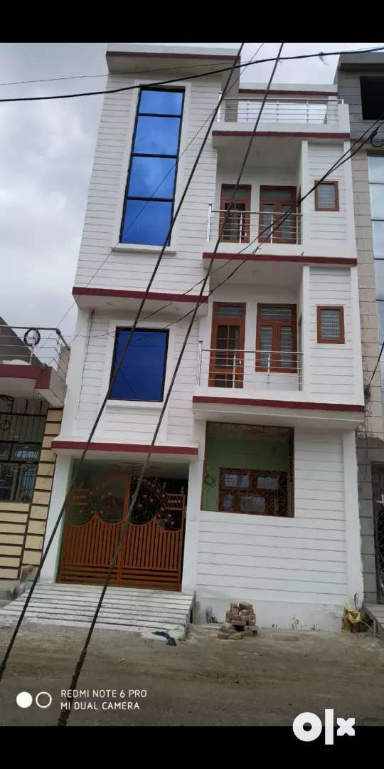 Mb 41- indralok colony sidcul haridwar 3bhk for rent *