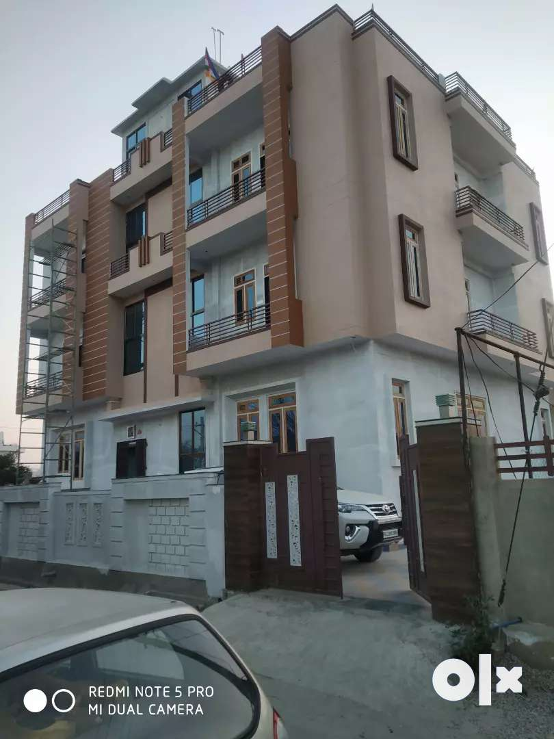 2 bhk, 3bhk flats for rent in todi nagar, sikar