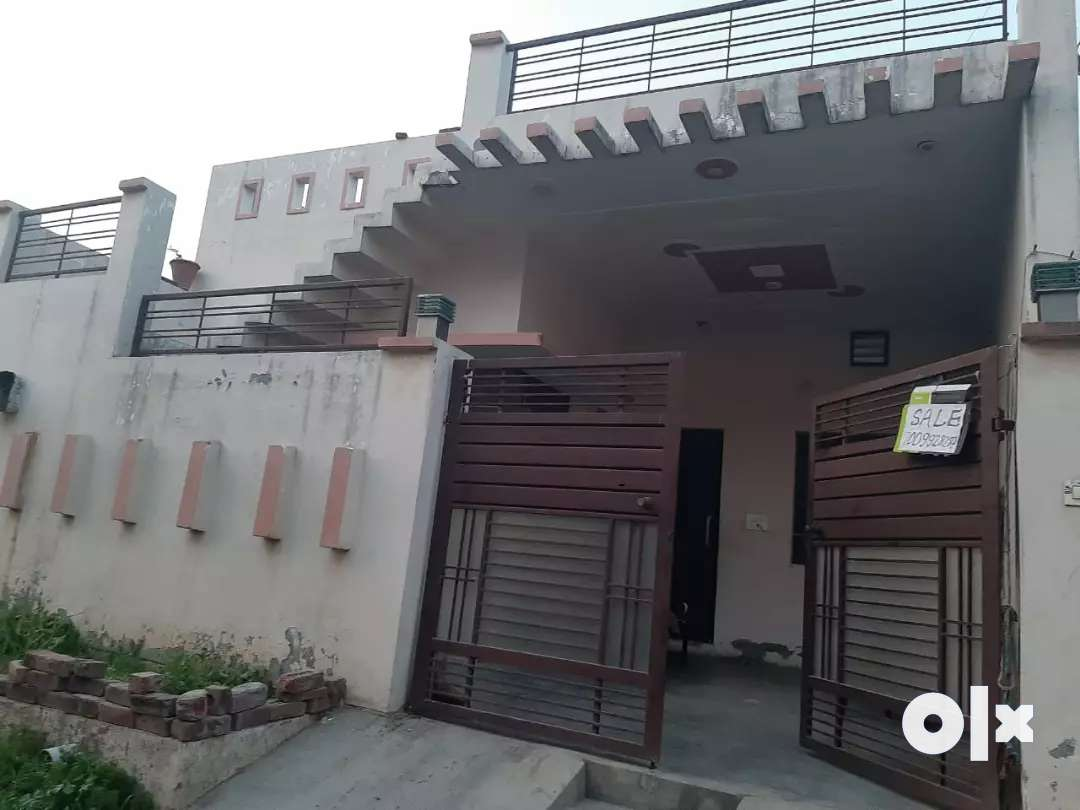 Full complete  house good material  use this house all items generally