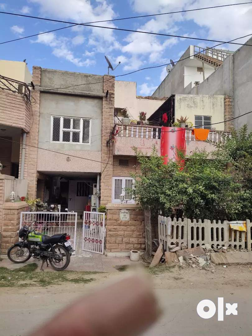 3 floor home 5+ bedrooms semi furnished in best colony