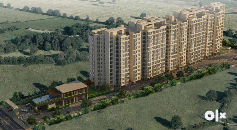 90% Lonable Luxury Flats  in Multistorey apartment with aal amenities