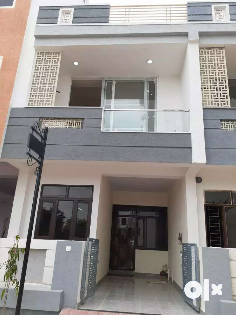 3BHK DUPLEX VILLA JAGATPURA NEAR SKIT COLLEGE AND SCHOOL SRN SCHOOL...