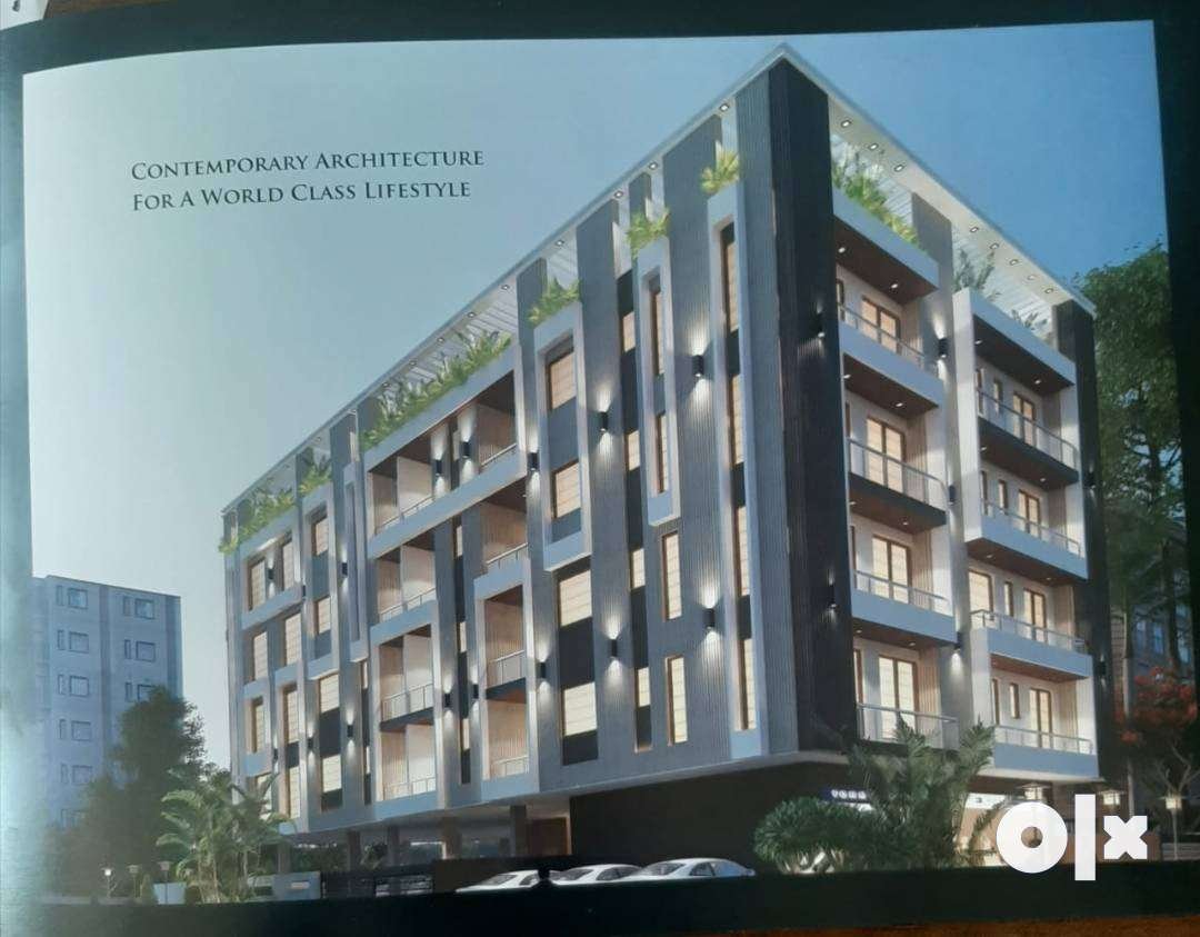 3bhk apartment for sale at vaishali nagar