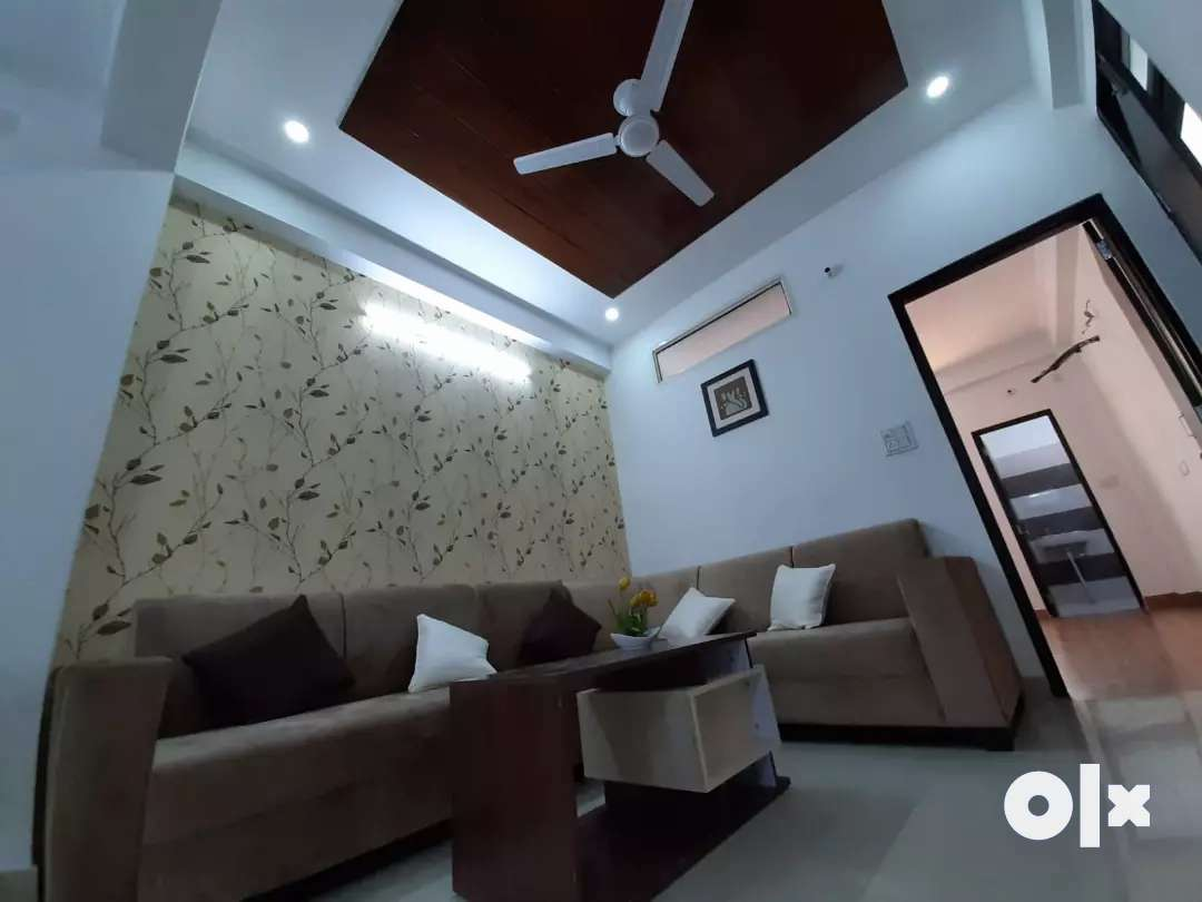 Newly construction ready to shift 2 BHK spacious Flat
