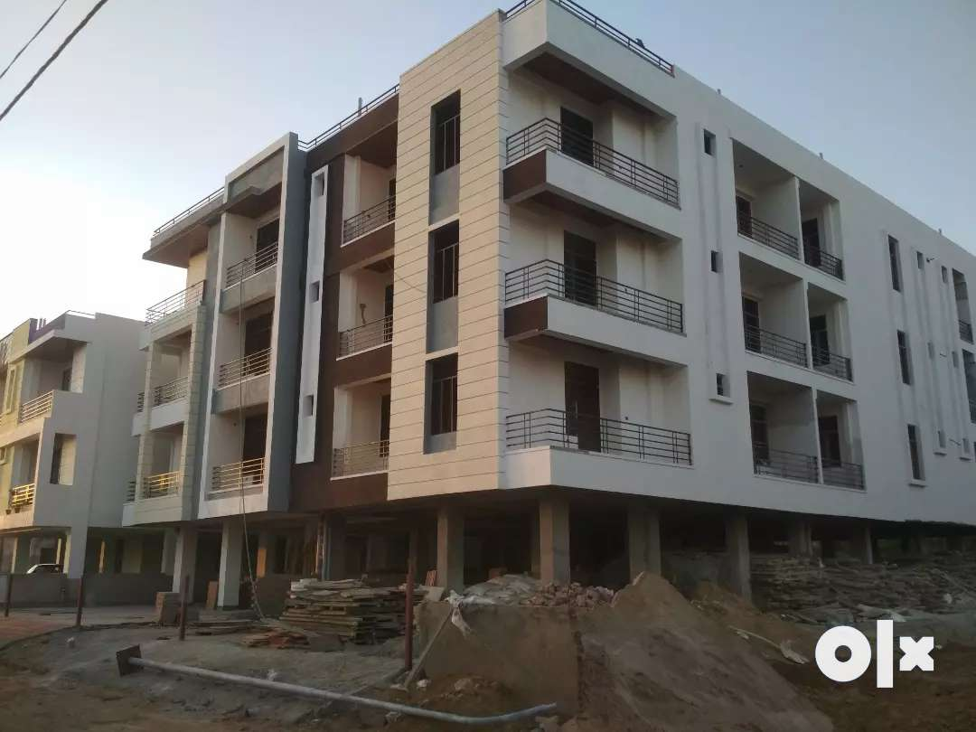 3 bhk in gated colony