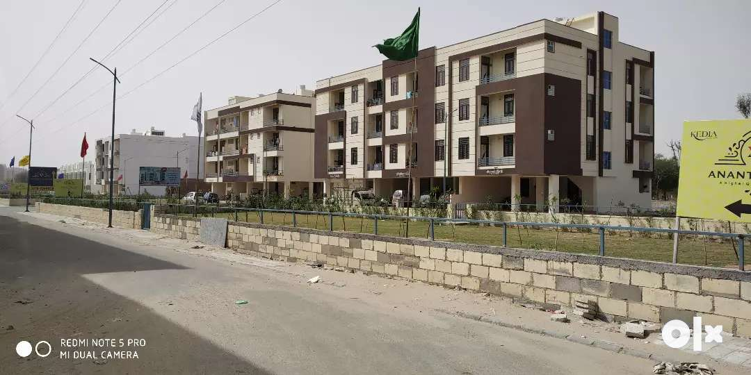 New 3 bhk flats with all amenities in Rangoli garden road