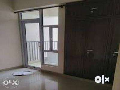 A 2bhk flat available in gaur global village for rent crosing republi