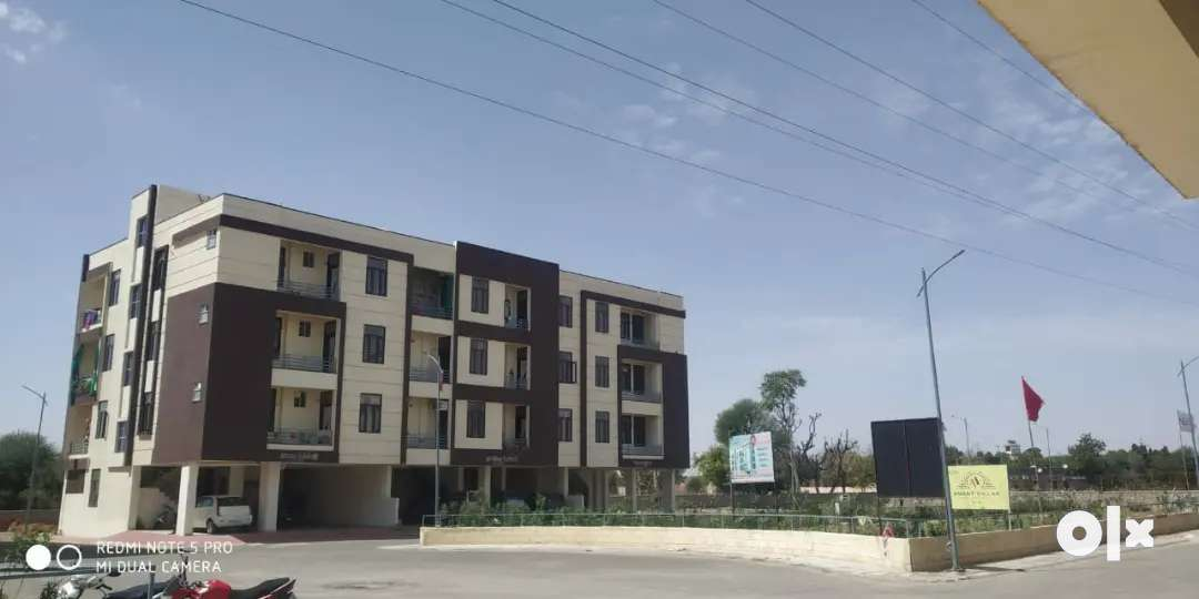 3  bhk JDA approved  luxurious flat Subsidy available 2.67 lakh 90%