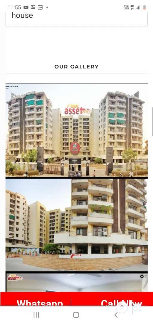 3bhk fully furnished flat