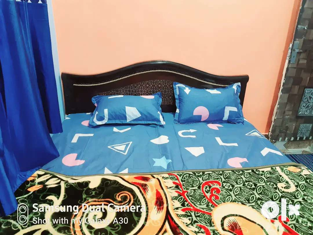2 rooms with kitchen attahed bathrooms for rent