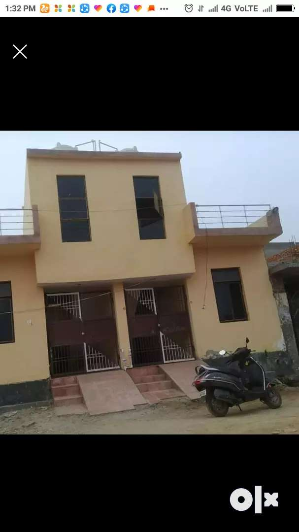 2 room set house sale in kalindi vihar