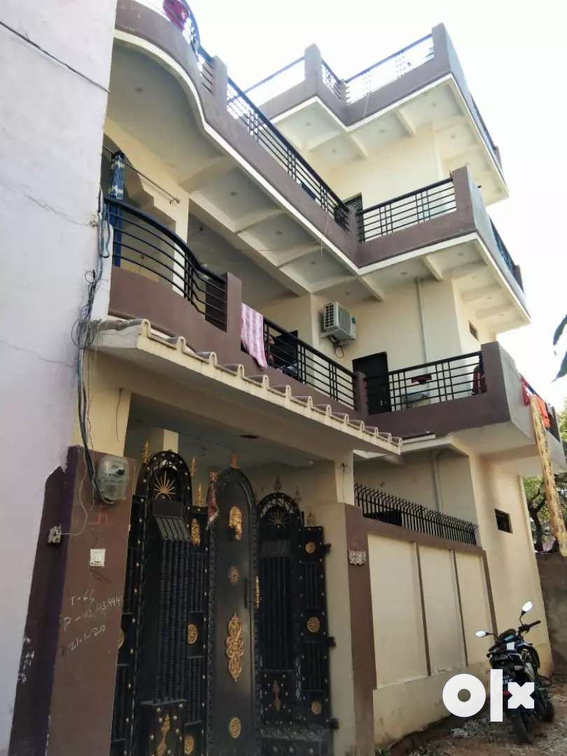 2 bhk available -6500 pakka pokhra vaishno puram colony