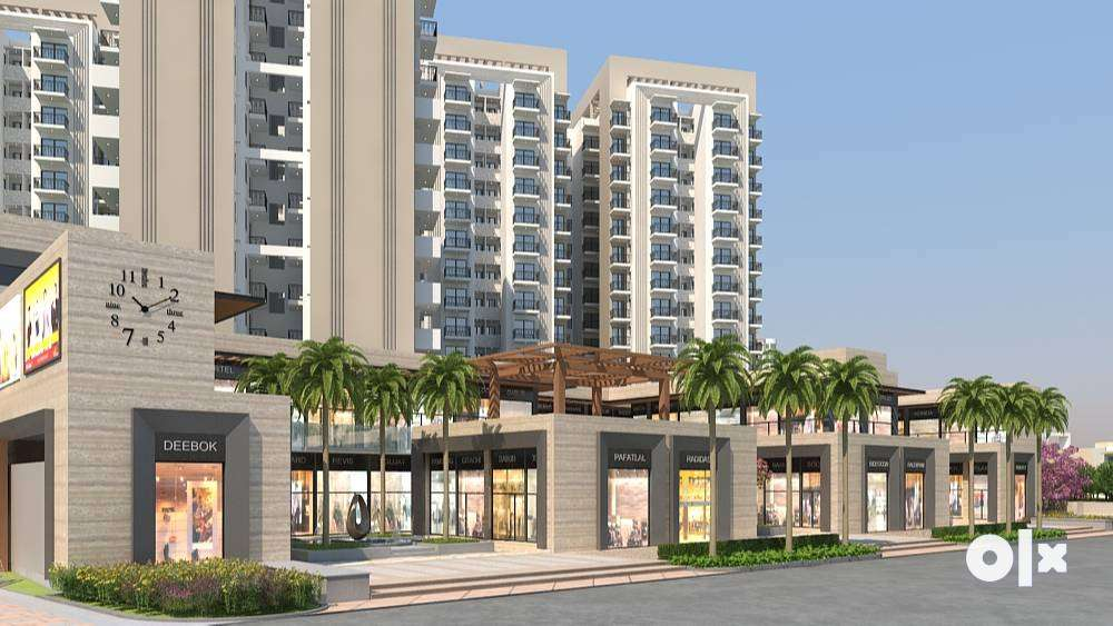 1BHK at 19.46Lac & 3BHK at 39.26Lac Near Rapid Metro Station Sec 55-56