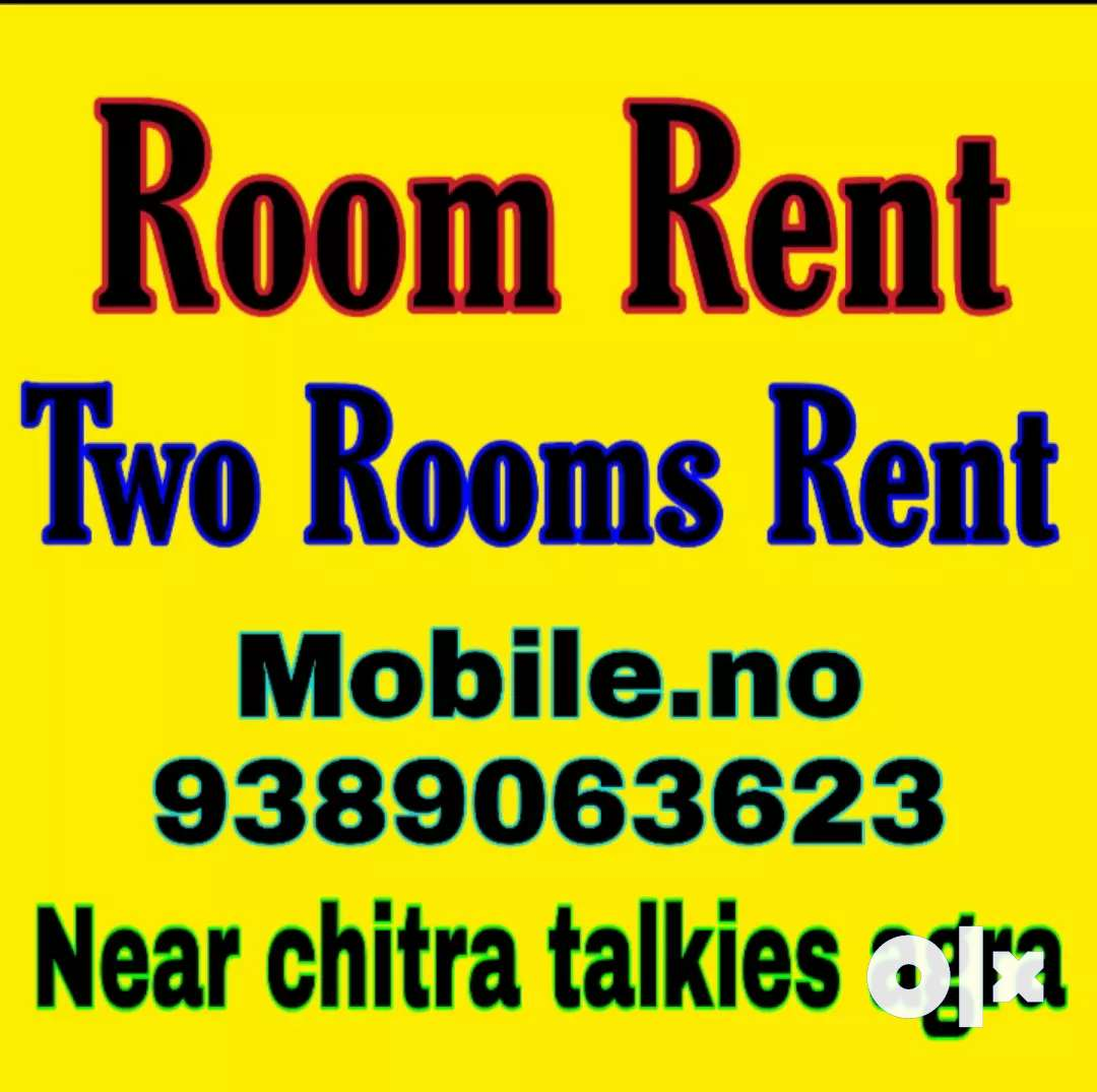 Rent for room two rooms