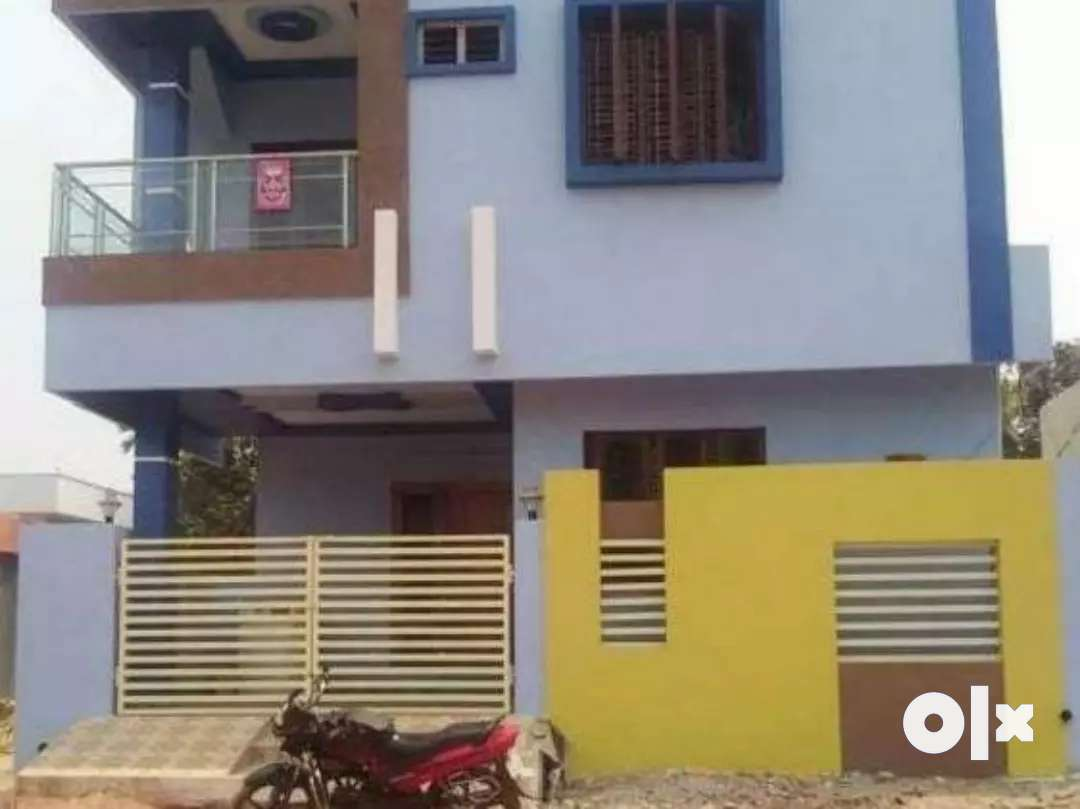 3 Bhk independent duplex for sale at 34 Lakh