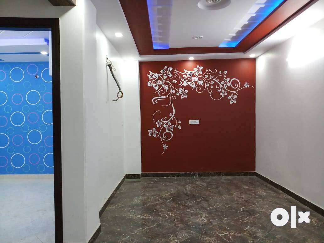 3 BHK, 90% Bank loan Available