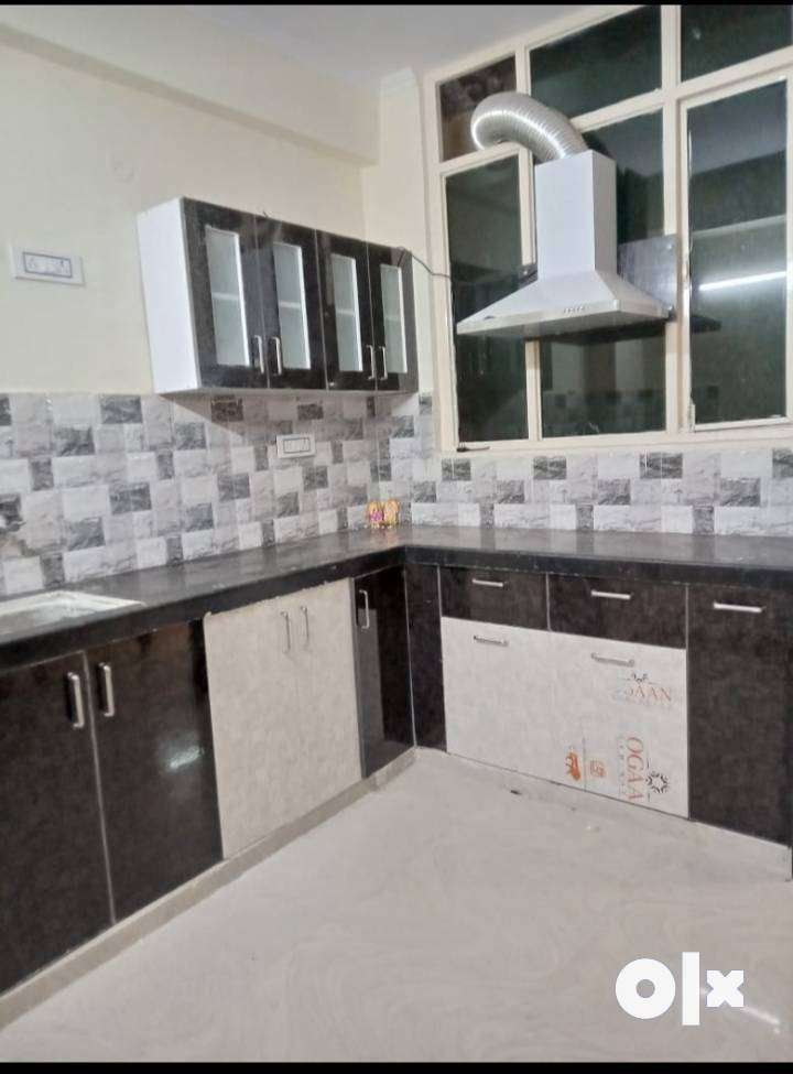 3 BHK and 2 BHK Flats Sami Furnished JDA Approwed and Loanable*