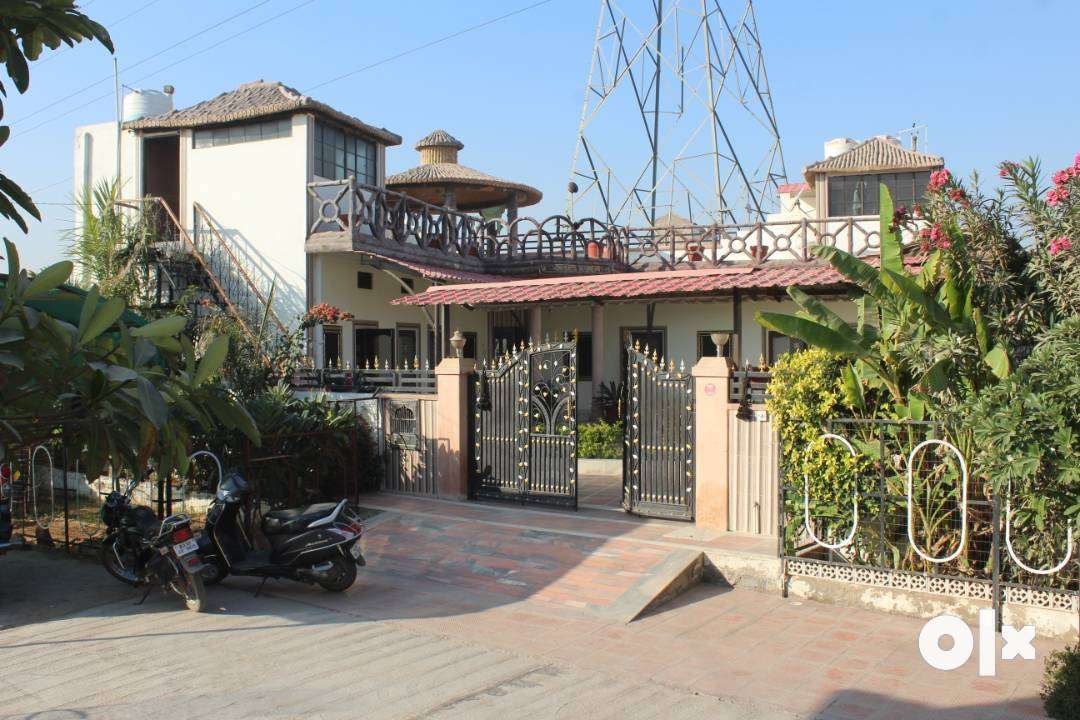 Urgent Sell - Farm House looking villa in developed colony