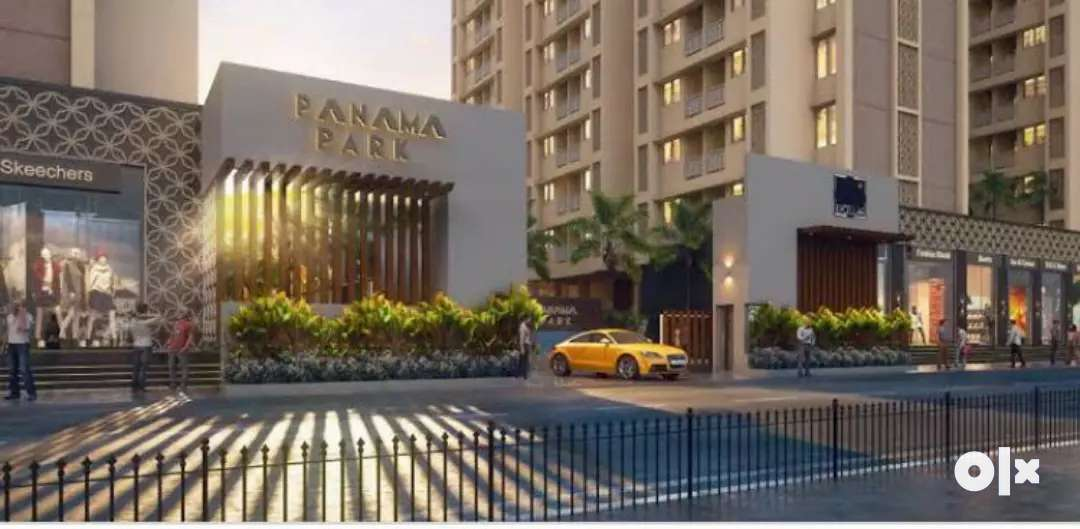 Panama park   1 BHK Flat for sell   under construction  pune