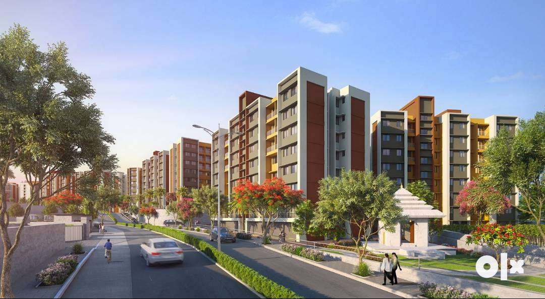 Best designed 2 BHK  Flat For Sale in  Neral, Puraniks City
