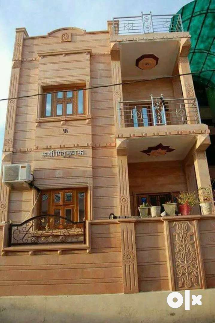 Jodhpur Stone Exclusive 3 Bhk  at Meera Nagar
