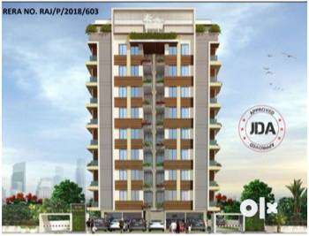 Apartment is at good location at  Ajmer road