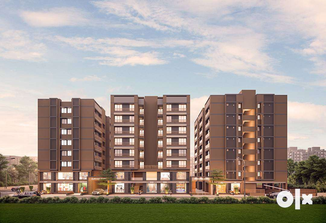 Only 2 BHK  Flats for Sale in best price located in  Nikol, Ahmedabad,