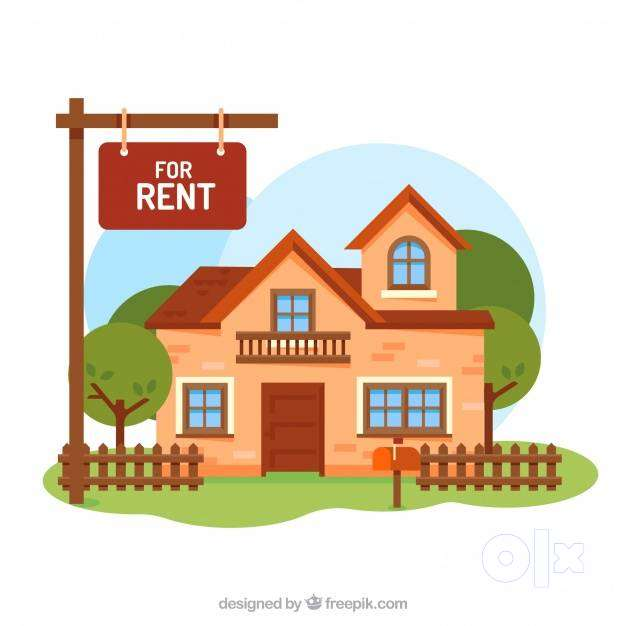 Independent house available for rent- Subedari Forest Office-Main Road
