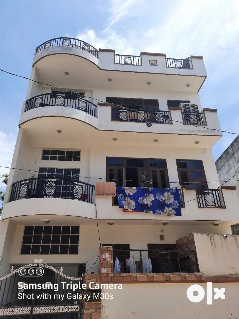 3 BHK near by Departmental store,Hospital, ATM,Bank,School