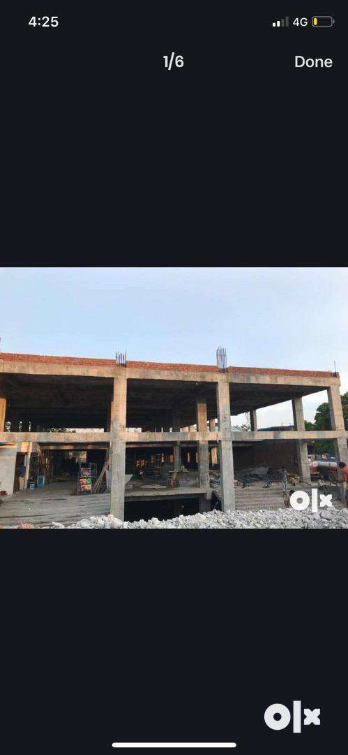 Commercial complex for rent