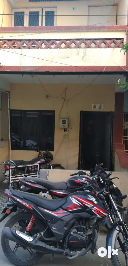 2BHK, Row house, Affordable, FULLY FURNISHED, 2 SIDE ENTRY