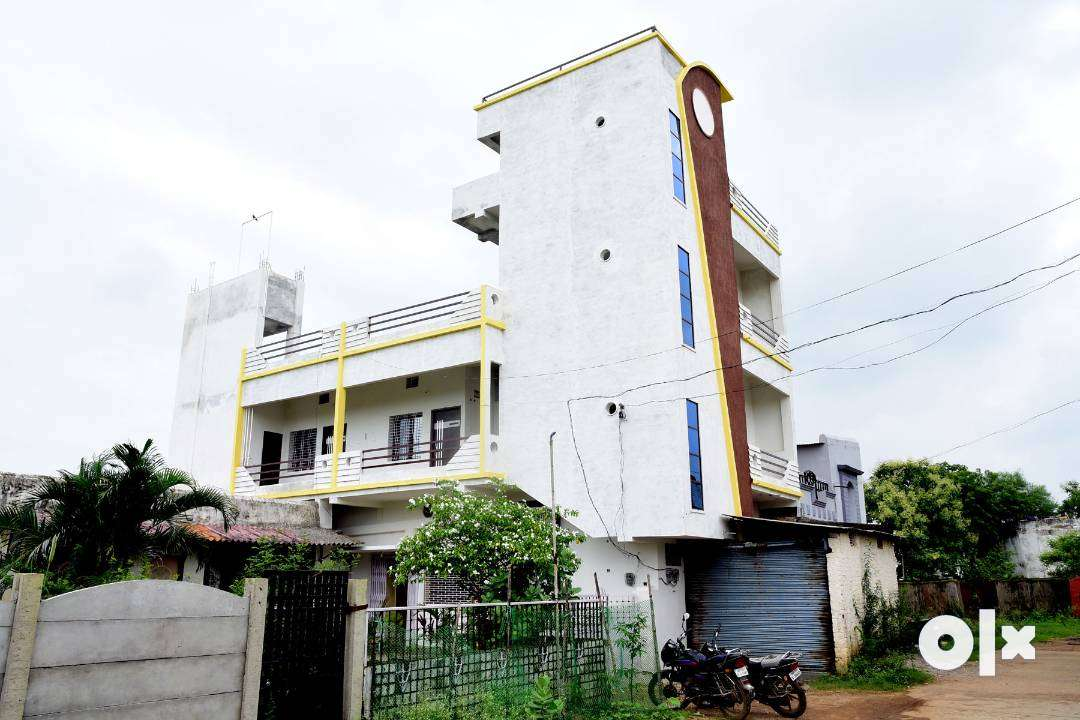 Newly constructed 1BHK flat is available