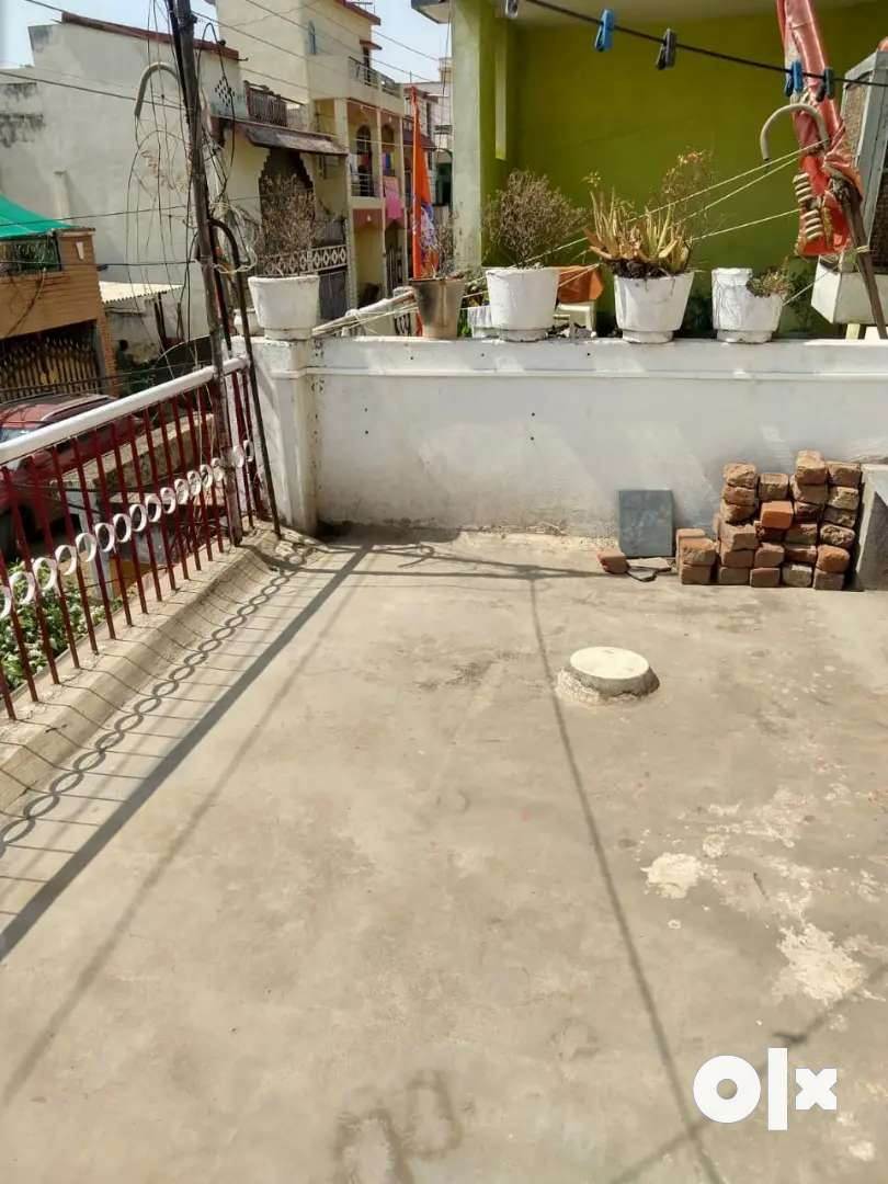1bhk flat for rent for family