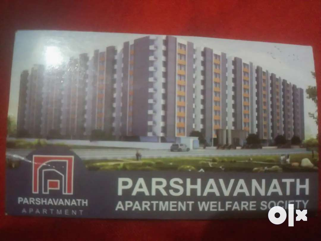 Two bhk flat with full furniture/ ac
