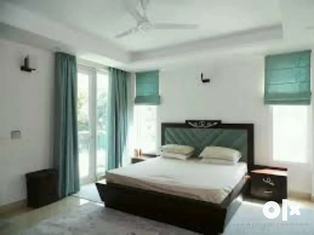 Rent with Furnicher Room DD Puram Prime Location
