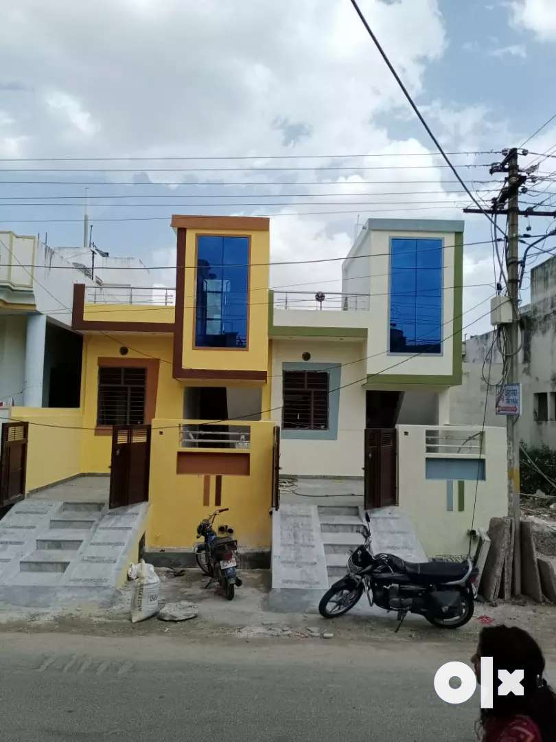 New constructed house for sale.  F sector bapu nagar bhilwara.