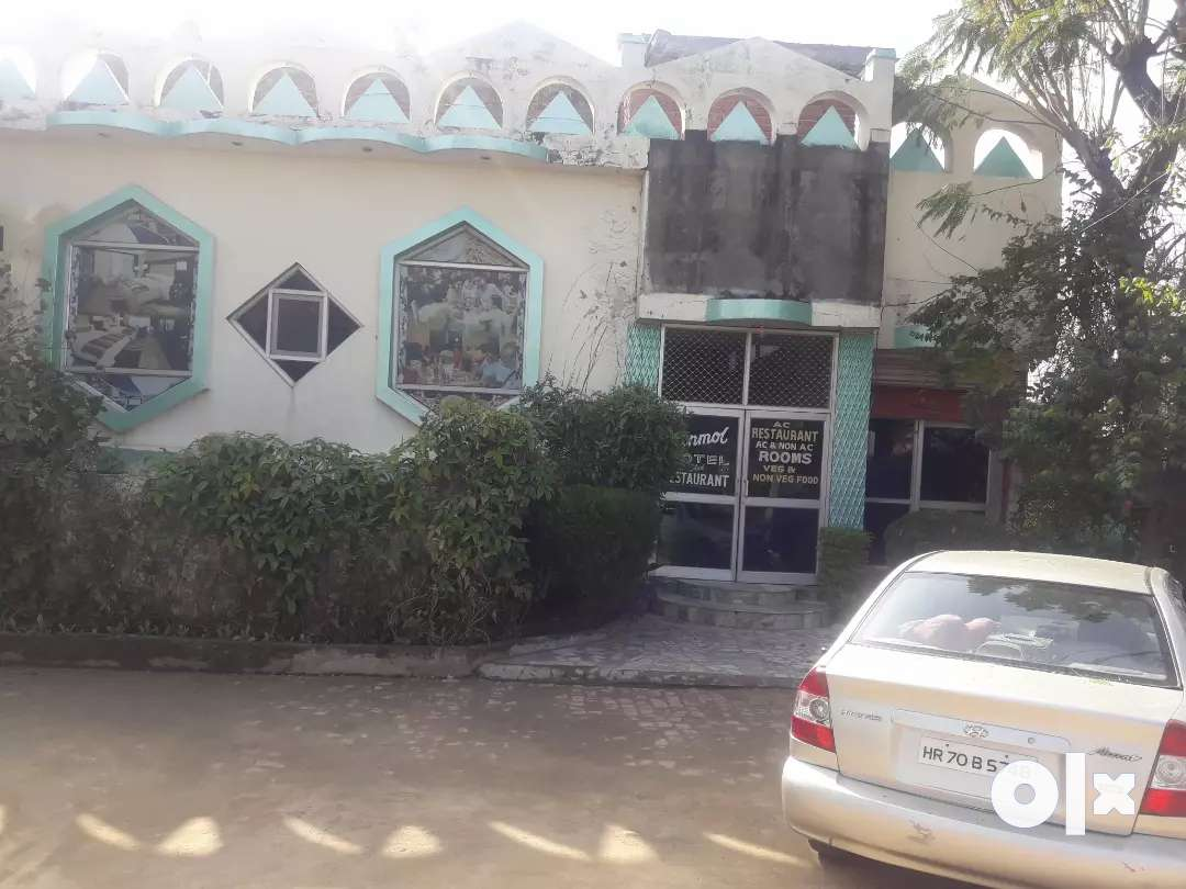 Anmol hotel for sale on defence road pathankot