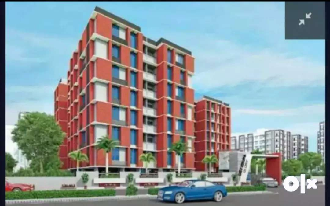 3 bhk luxrious flat 156 var... possesion at 2021