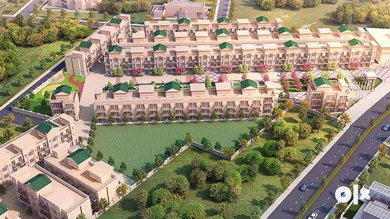 Luxurious Apartments of 2 BHK+Study and  in Sector 36, Sohna