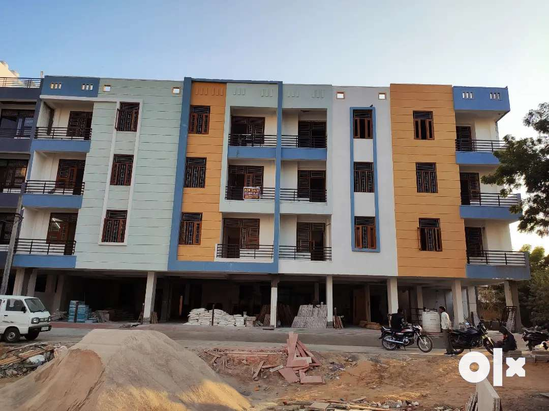 3bhk flat 27lac just for sale in nagal Puliya nearby murlipura