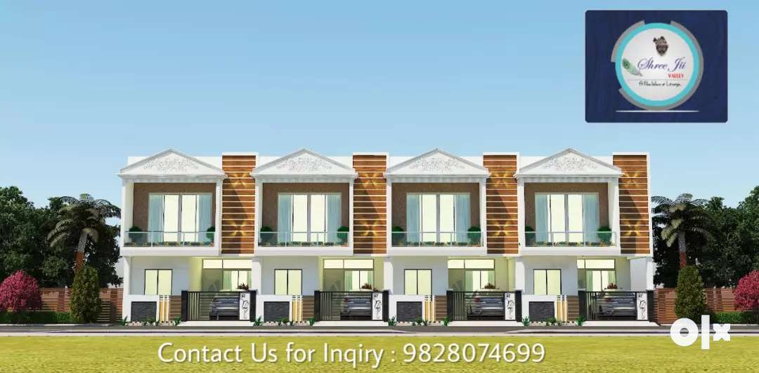 Shrejii  Villas - An opportunity  to be part of classy environment.