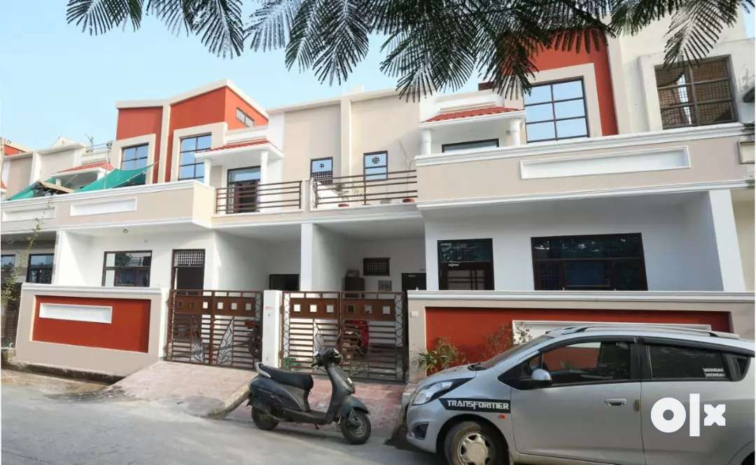 Purchase ready to move simplex and duplex luxurious houses