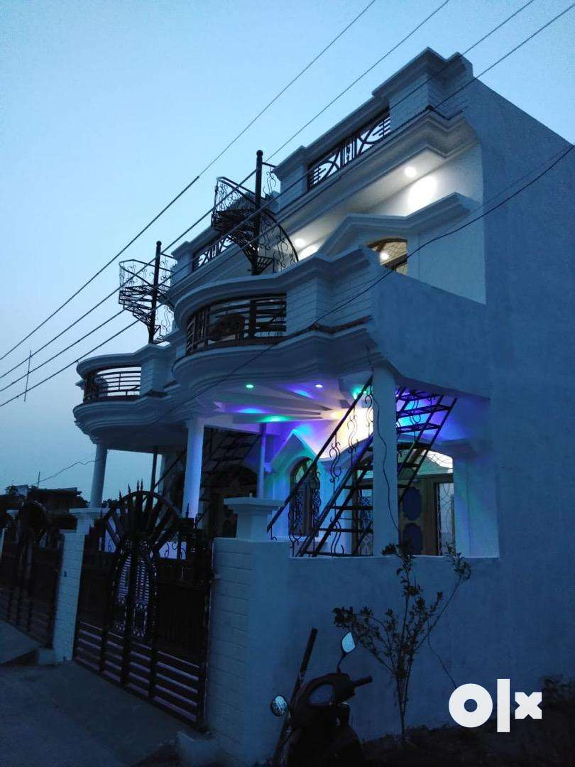 Fully furnish 3 bhk house Rajeshwar nagar face -6 , Shansrdhara Road