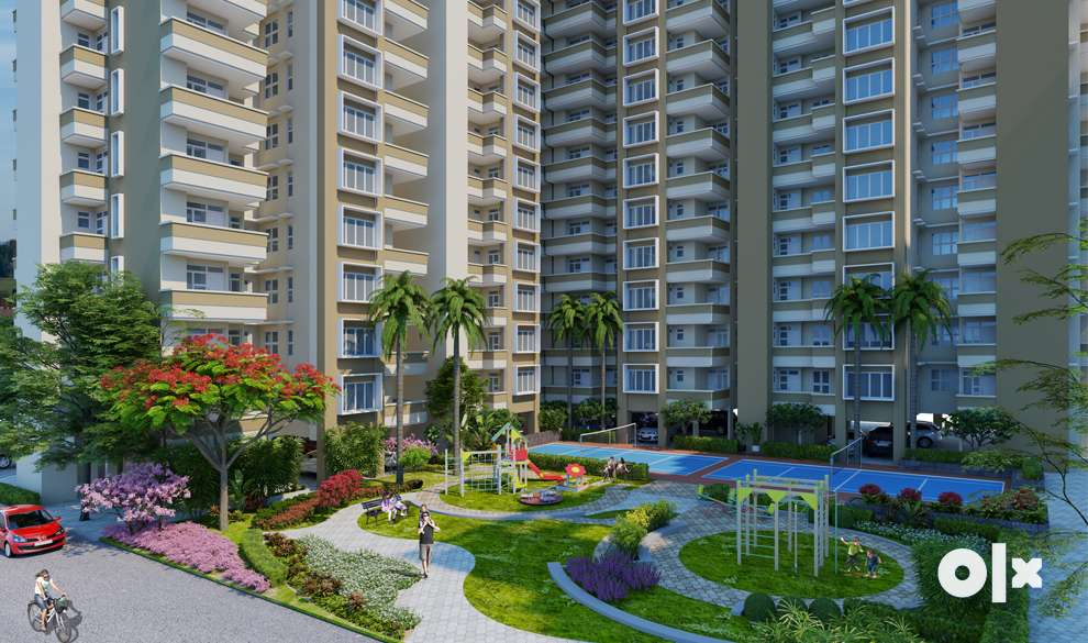 3BHK Affordable Apartment; 3 Bedroom 2 Toilets Flat at Sector 56A PMAY