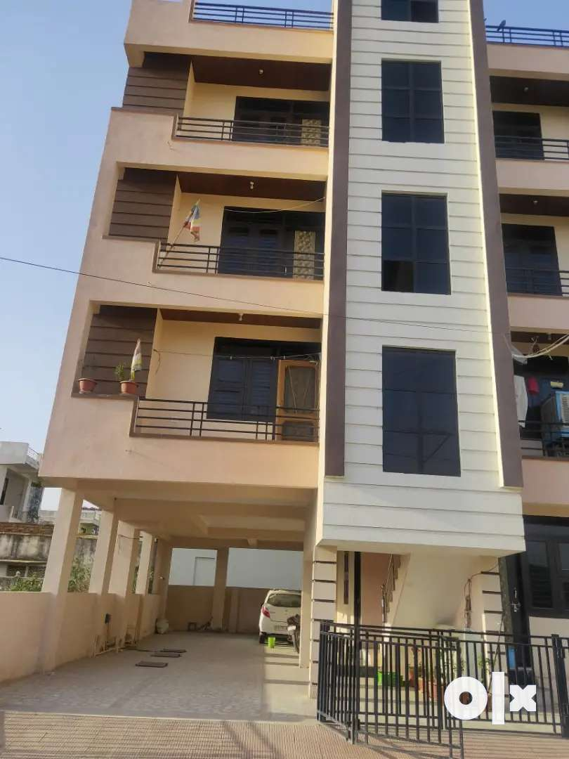3bhk flat with modern amenities and 100%Loan on flat