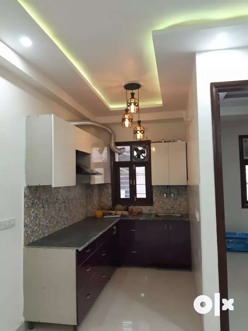 3 BHK Builder Floors at Rajnager part-2 near dwarka Sec-8