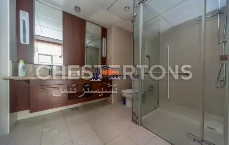 Fantastic Two Bed Apartment for Rent in Standpoint Tower
