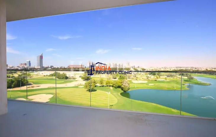 Full Golf Course View Apartment for Rent in C2