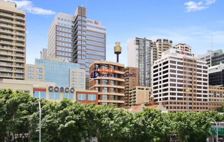 1 bedroom plus Study Apartment for Rent in Shelley Street