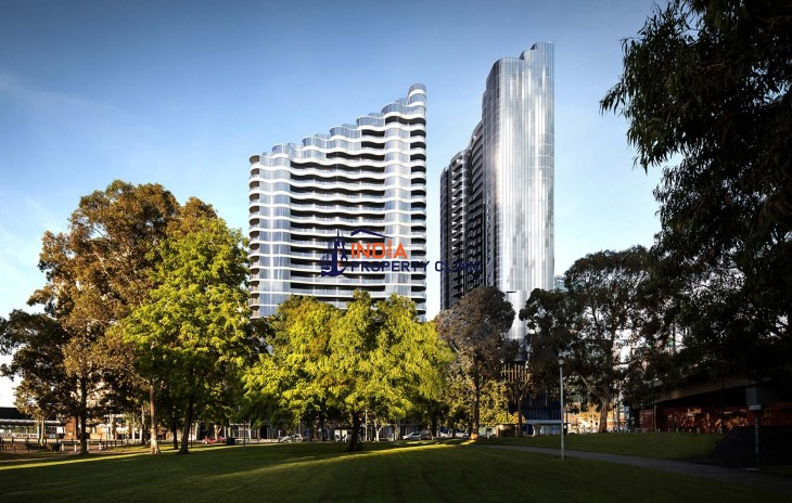 River facing living Apartment for Sale in Melbourne VIC